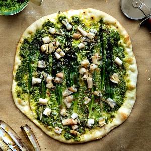 Pesto Special Pizza